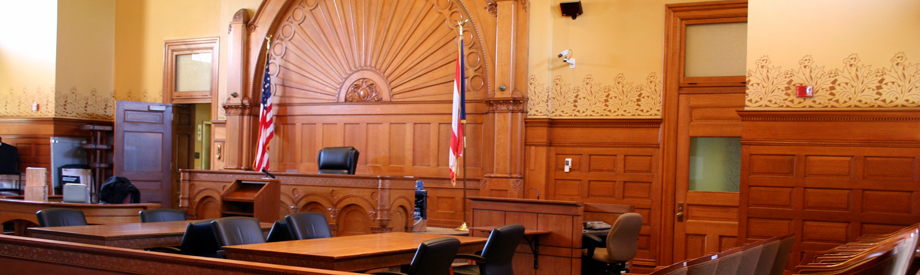 Harris County Courtroom ABC Bail Bonds Houston