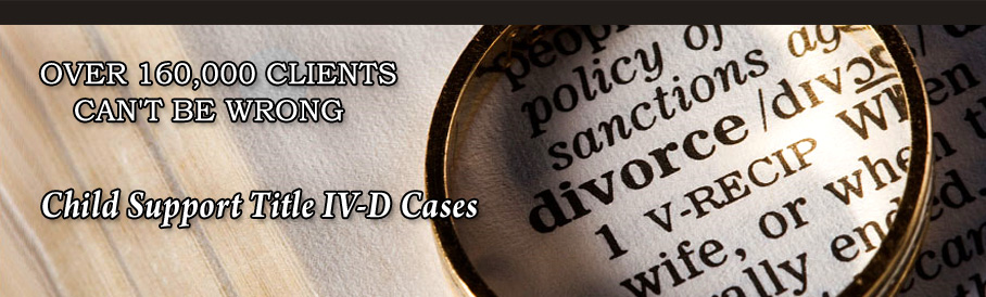 Child Support Title IV-D Cases